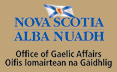 Nova Scotia Office of Gaelic Affairs